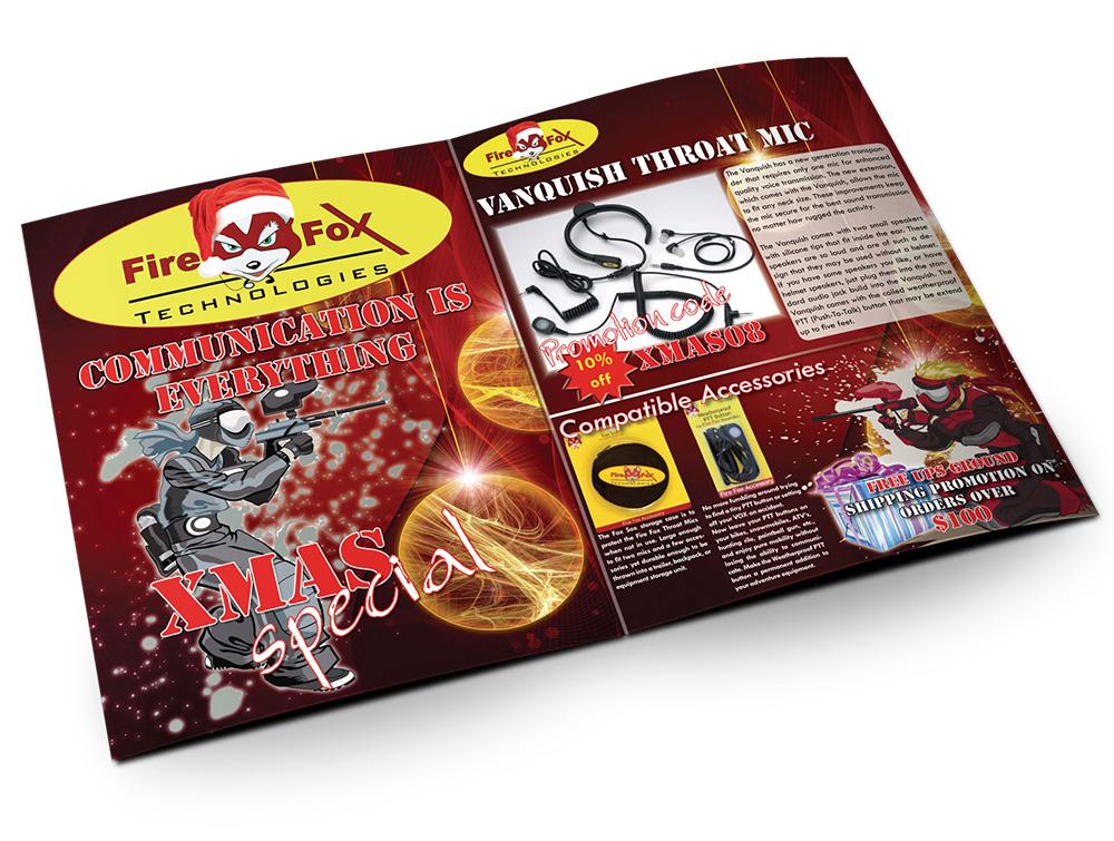 Firefox print brochure